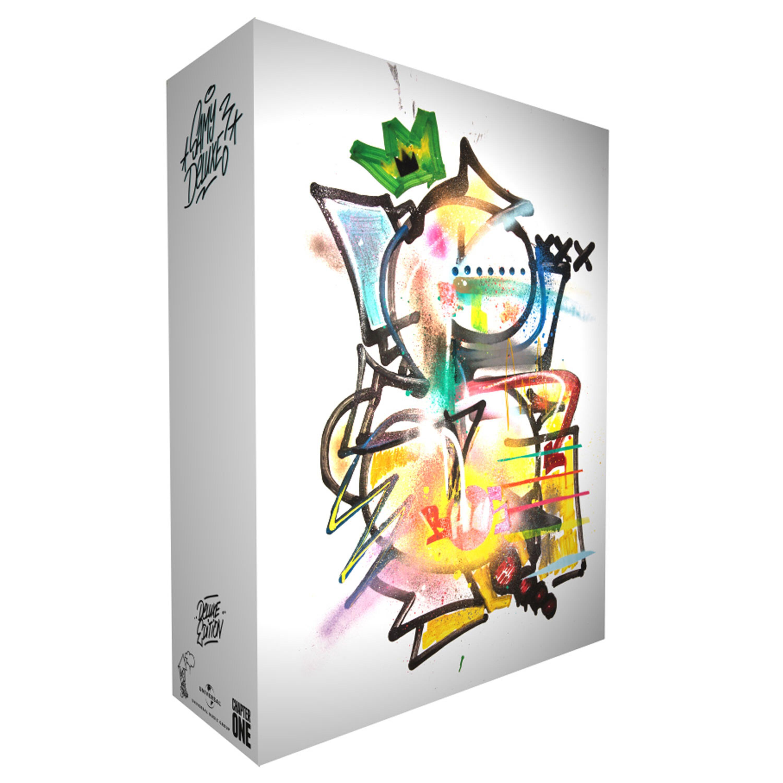 Deluxe Edition (Ltd. Fan Edition) von Samy Deluxe - CD jetzt im Chapter ONE Shop