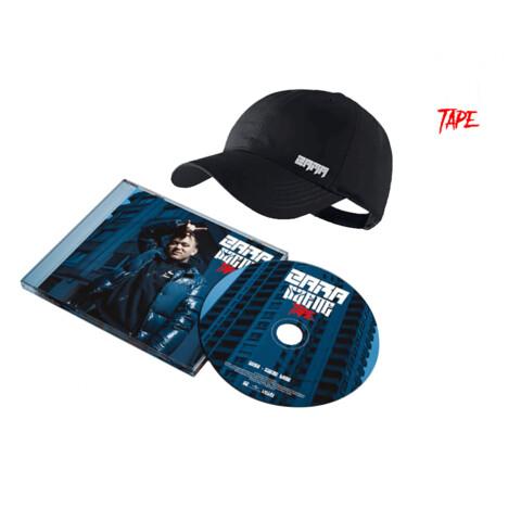 Szene Tape (Ltd. Fan Bundle) von 2ara - CD + Cap jetzt im Chapter ONE Shop