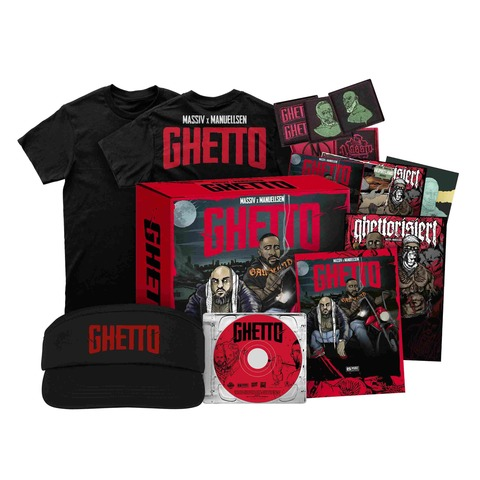 GHETTO (Ltd. Box) von Massiv & Manuellsen - Box jetzt im Chapter ONE Store