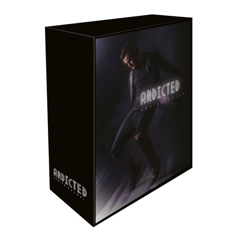 Ardicted (Ltd. Fan Edition mit T-Shirt Girls M) von Ardian Bujupi - Boxset jetzt im Chapter ONE Shop