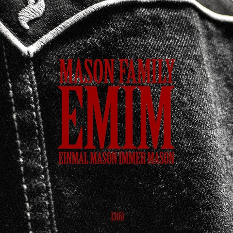E.M.I.M.(Ltd.Family Edt.) von Mason Family - CD jetzt im Chapter ONE Shop