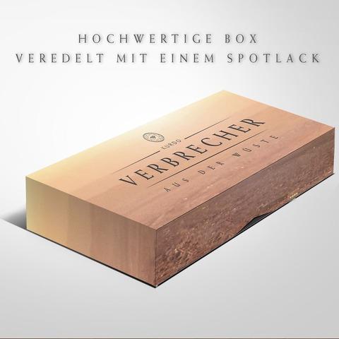 Verbrecher Aus Der Wüste (Ltd.Fan Edt.) von Kurdo - CD jetzt im Chapter ONE Shop