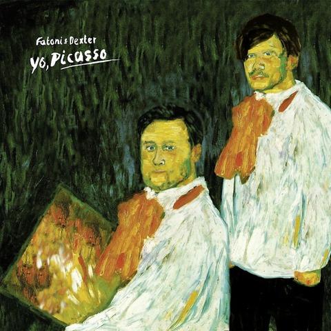 Yo,Picasso (Ltd.Fan Edt.T-Shirt Größe L) von Fatoni & Dexter - CD jetzt im Chapter ONE Shop