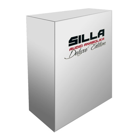 Audio Anabolika (Ltd. Fan Box) von Silla - CD jetzt im Chapter ONE Shop