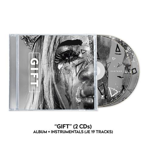 GIFT (Ltd. Fanbox) von Eunique - CD jetzt im Chapter ONE Shop