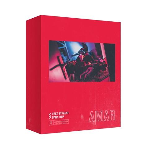 Erst Straße dann Rap (Ltd. Fanbox) von Amar - CD jetzt im Chapter ONE Shop