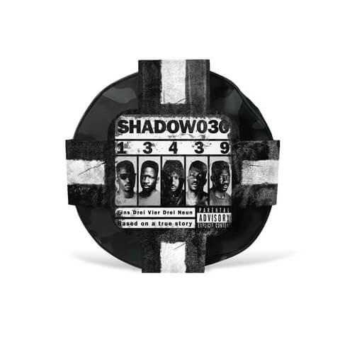13439 (Ltd. Fan Edt.) von Shadow030 - CD jetzt im Chapter ONE Shop