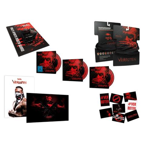 Verboten (Ltd. Fanbox) von Twin - CD jetzt im Chapter ONE Shop