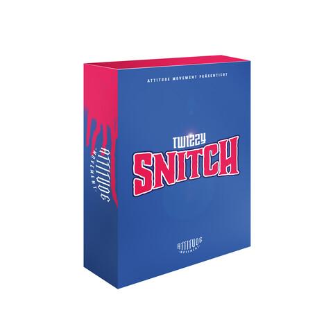 Snitch (Ltd. Deluxe Box) von Twizzy - CD jetzt im Chapter ONE Shop