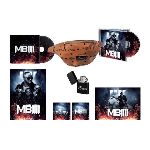 MB4 (Ltd. Street Edt.) von Manuellsen - CD jetzt im Chapter ONE Shop