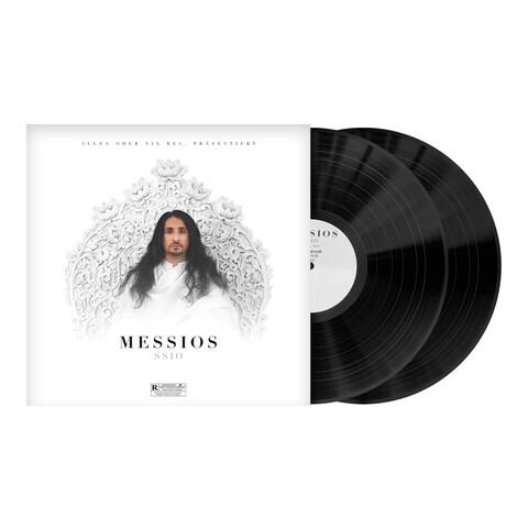 MESSIOS (2LP+CD) von SSIO - 2LP jetzt im Chapter ONE Shop