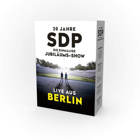 20 Jahre - Die einmalige Jubiläums-Show (Live aus Berlin) - Ltd. Box von SDP - Box jetzt im Chapter ONE Shop