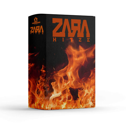 Hitze (Ltd. Fanbox) von 2ara - Box jetzt im Chapter ONE Shop