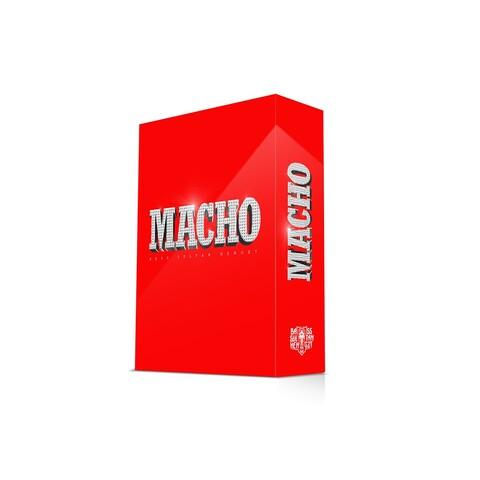 Macho (Ultimate Box) von Bass Sultan Hengzt - Box jetzt im Chapter ONE Store