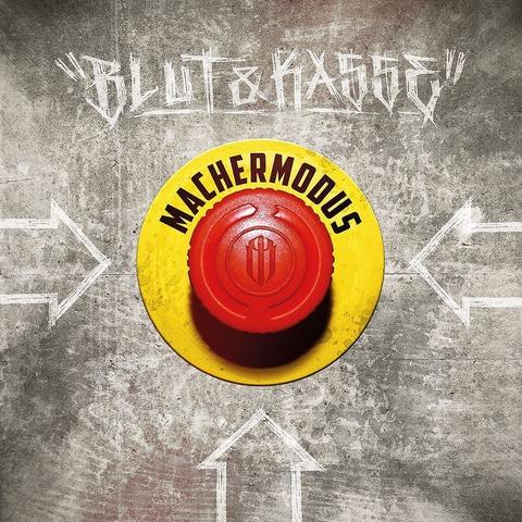 Machermodus (Ltd.Fan Edt.) von Blut & Kasse - CD jetzt im Chapter ONE Shop