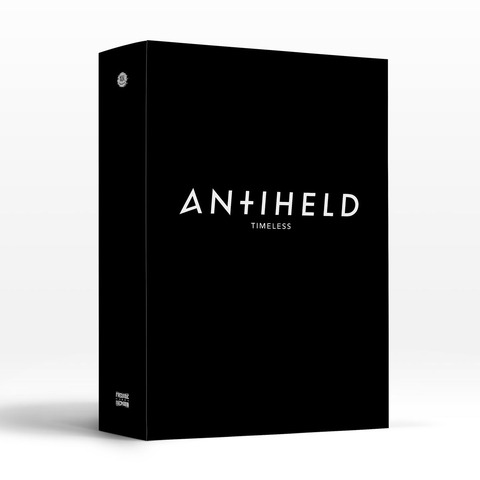 Antiheld (Ltd.Fan Edt.) von Timeless - CD jetzt im Chapter ONE Shop